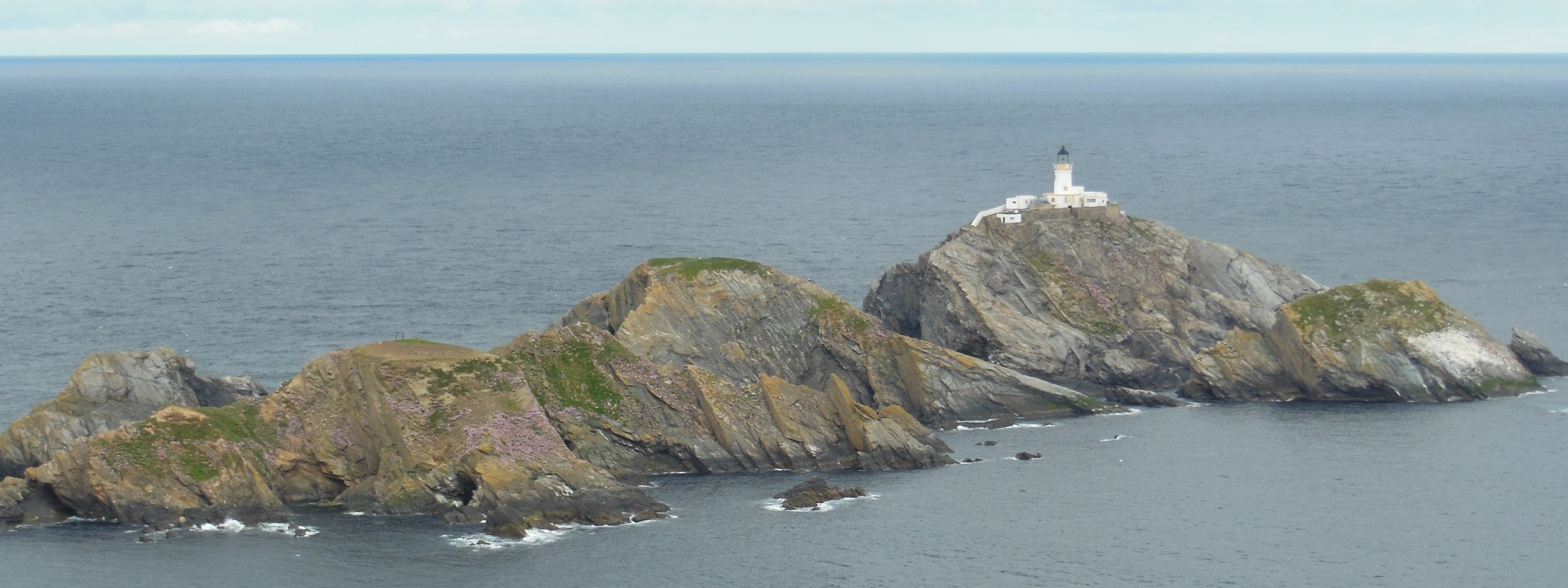 The island of Muckle Flugga